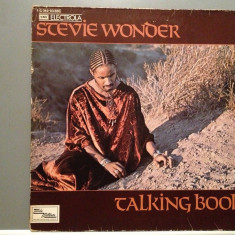 STEVIE WONDER - TALKING BOOK (1972/MOTOWN REC/RFG) - Vinil/Analog/Vinyl - Muzica R&B emi records