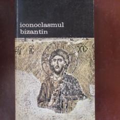 Iconoclasmul bizantin