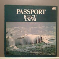 PASSPORT - IGUACU (1977/ATLANTIC REC/RFG) - Vinil/Analog/Impecabil/Jazz-Rock - Muzica Rock warner