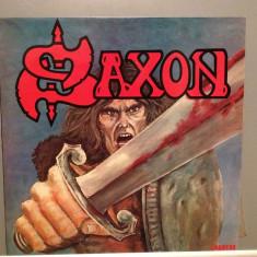 SAXON - FIRST ALBUM (1979/CARRERE REC/RFG) - Vinil/Analog/Vinyl/Impecabil(M-) - Muzica Rock virgin records