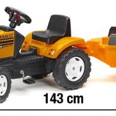 Tractor cu pedale si remorca Renault, Falk