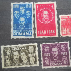 1948  LP 236  CENTENARUL REVOLUTIEI DE LA 1848