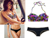 Victoria's Secret Costum de baie 75A S victoria victorias, Doua piese, Bikini