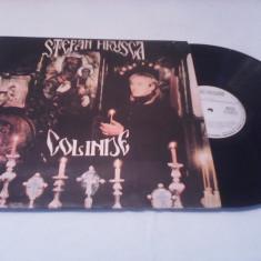 DISC VINIL, VINYL STEFAN HRUSCA COLINDE EDE 03826 STARE FOARTE BUNA - Muzica Folk