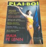 Revista Plai cu boi primul numar octombrie 2000