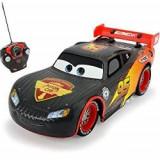 Masina cu telecomanda Carbon Turbo Racer Lightning McQueen, 17 cm Dickie Toys - Vehicul
