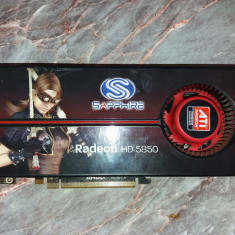 Vand placa video sapphire radeon hd 5850 - Placa video PC ATI Technologies