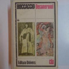 DECAMERONUL de GIOVANNI BOCCACCIO, 1978 - Roman