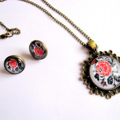 Set bijuterii model traditional 28275