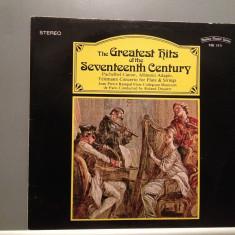 The Gr.Hits of the Seventeenth Century:ALBINIONI...(1981/MADACY/CANADA ) - VINIL - Muzica Clasica Altele