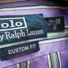 Camasa polo RALPH LAUREN nr.S originala - Camasa barbati Ralph Lauren, Marime: S, Culoare: Din imagine, Maneca lunga