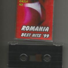A(01) Caseta audio- B.U.G. Mafia, La Familia, LA, Voltaj, Racla - Muzica Hip Hop, Casete audio