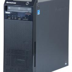 Lenovo ThinkCentre E73 Intel Pentium Dual Core G3220 3.00 GHz 4 GB DDR 3 320 GB HDD DVD-RW Tower - Sisteme desktop fara monitor