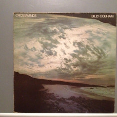 BILLY COBHAM - CROSSWINDS (1974/ATLANTIC REC/RFG) - Vinil/Analog/Impecabil - Muzica Jazz warner