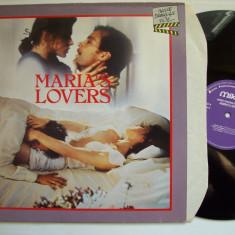 Disc vinil MARIA'S LOVERS - Bande originale du film (produs Milan Franta - 1984) - Muzica soundtrack Altele