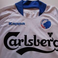 Tricou fotbal FC COPENHAGA (Danemarca) - Tricou echipa fotbal, Marime: S, Culoare: Din imagine
