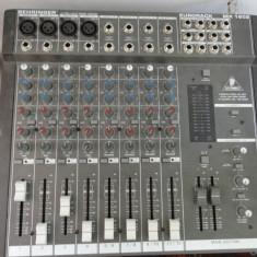 Mixer Behringer Eurorack MX 1602 - Mixere DJ