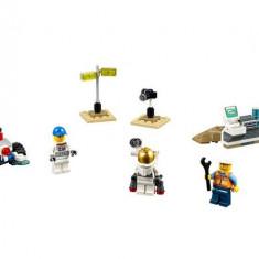 Baza spatiala - Set pentru incepatori LEGO City (60077)
