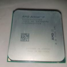Procesor AMD Athlon II X2 240 (ADX240OCK23GQ) - poze reale - Procesor PC AMD, Numar nuclee: 2, 2.5-3.0 GHz, AM3