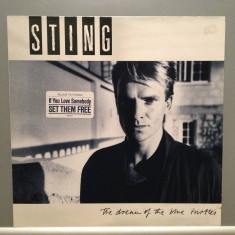 STING - THE DREAM OF THE BLUE...(1985/POLYDOR/RFG) - Vinil/Analog/Impecabil(M-) - Muzica Rock universal records
