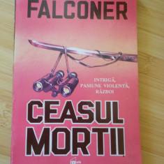 COLIN FALCONER--CEASUL MORTII - Roman