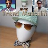 Ochelari Soare Fashion Casual Eleganti Design Club Master Maro Lentile Maro