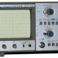 Osciloscop C1-137