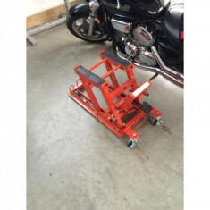 Stander moto hidraulic - Cric hidraulic