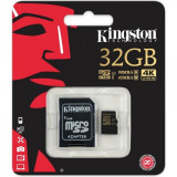 Card memorie Kingston MICROSDHC 32GB CLASS U3 UHS-I