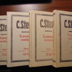 In preajma revolutiei, 4 vol (1-8) - Constantin Stere (1990-1991)