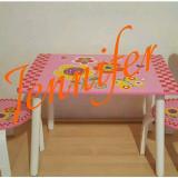 Masuta+2 scaunele copii - Masuta/scaun copii