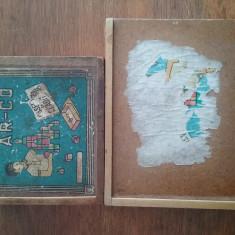2 Jocuri vintage romanesti AR-CO / CJP - Joc colectie