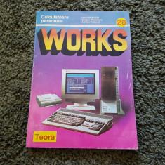 Calculatoare Personale WORKS - Teora 28 - Carte software