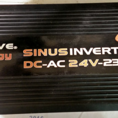 ECTIVE Power Inverter 3000W 3KW Pure SINUS - Invertor curent