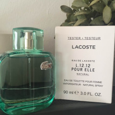 Parfum Tester - Natural Lacoste - 90 ml - Parfum femeie, Apa de toaleta