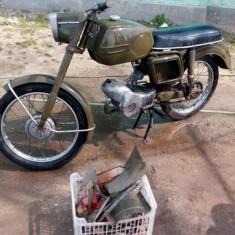 Mobra - Motocicleta Mobra