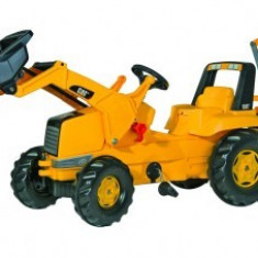 Tractor Cu Pedale 3-8 Ani ROLLY TOYS Galben