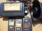 Alarma MAAT GFM-750 din dezmembrare