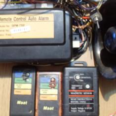 Alarma MAAT GFM-750 din dezmembrare - Alarma auto