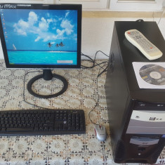 Calculator GAMING-PC-complet - Sisteme desktop cu monitor Asus, Intel Core 2 Duo