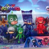 6 buc Ninja Sopi Bufnita Pisoi Fata Luna Eroi in Pijamale PJMASKS - Figurina Animale