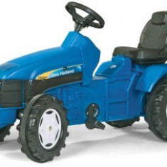 Tractoras copii Cu Pedale 3-8Ani ROLLY TOYS Blue