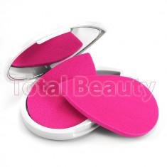 Buretel cosmetic - Aplicare Fond de ten si Concealer/ Corector + 1 buretel Mini