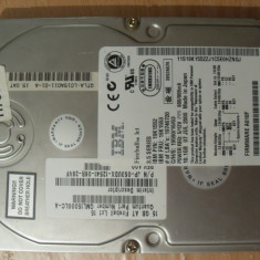 HDD IBM Fireball 10 GB - Hard Disk
