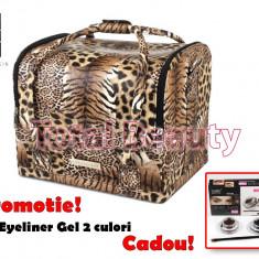 Geanta Produse Cosmetice Fraulein38, Jungle Spirit - Geanta cosmetice