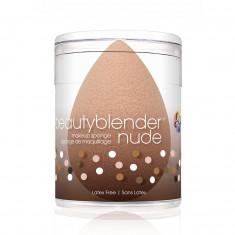 Buretel cosmetic Nude - Aplicare Fond de ten si Concealer/corector Beautyblender
