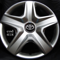 Capace roti 16 Toyota - Imitatie Jante Aliaj, R 16