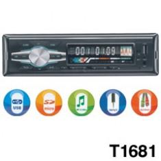 Cumpara ieftin LICHIDARE STOC! MP3 PLAYER AUTO 4X45WATT CU STICK USB,CARD,RADIO,SUNET HI FI.NOU