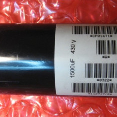 Condensator electrolitic 1500uF / 430V