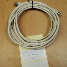 Cablu Coaxial (TV Antena) 4, 8 m, Accesorii cabluri